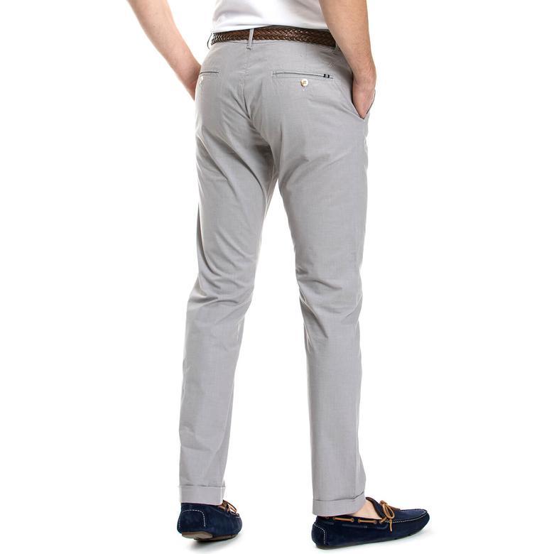 Nautica Erkek Gri Pantolon