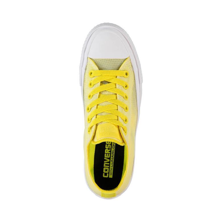 Converse Chuck Taylor All Star Iı Unisex Sarı Sneaker