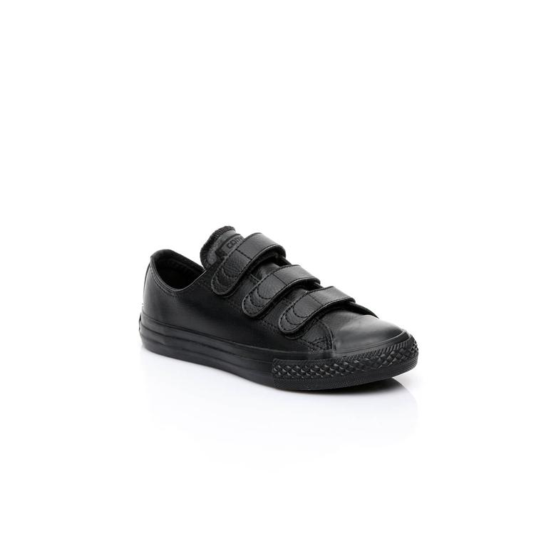 Converse Chuck Taylor All Star 3V Çocuk Siyah Sneaker