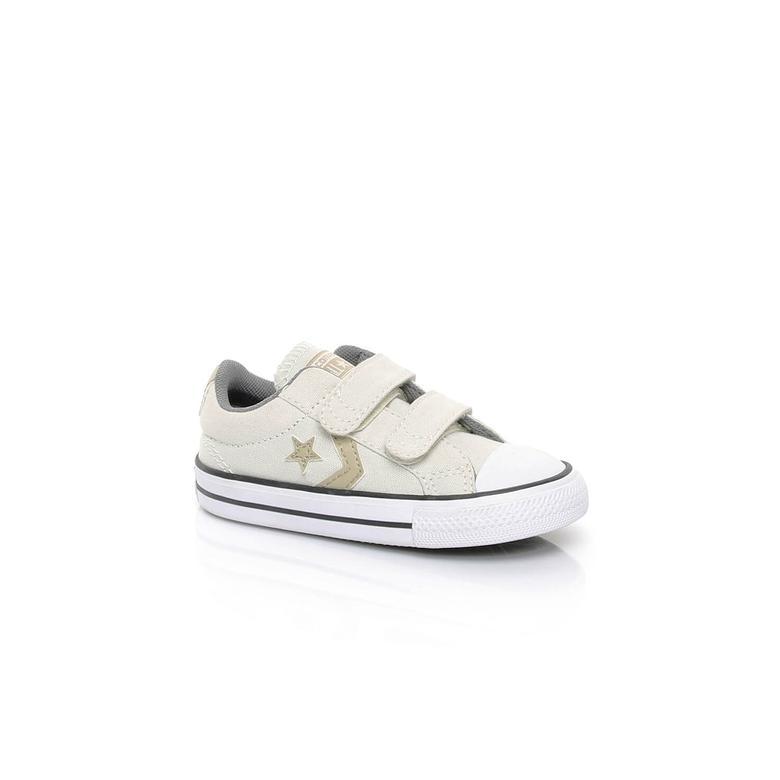 Converse Star Player 2V Çocuk Krem Sneaker