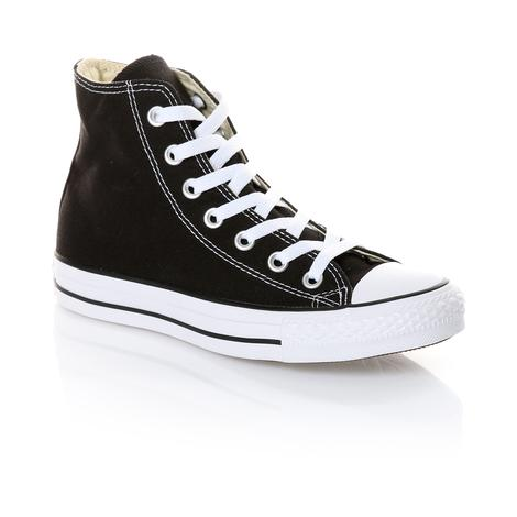 Converse Chuck Taylor All Star Hi Black Unisex Siyah Sneaker