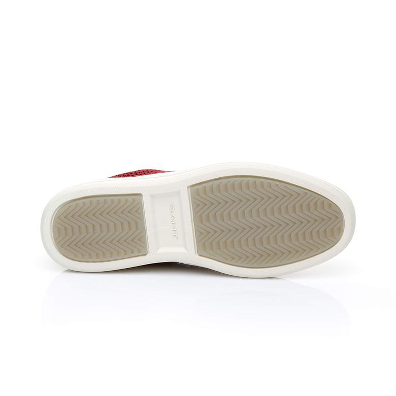 Gant Erkek Bordo Sneaker