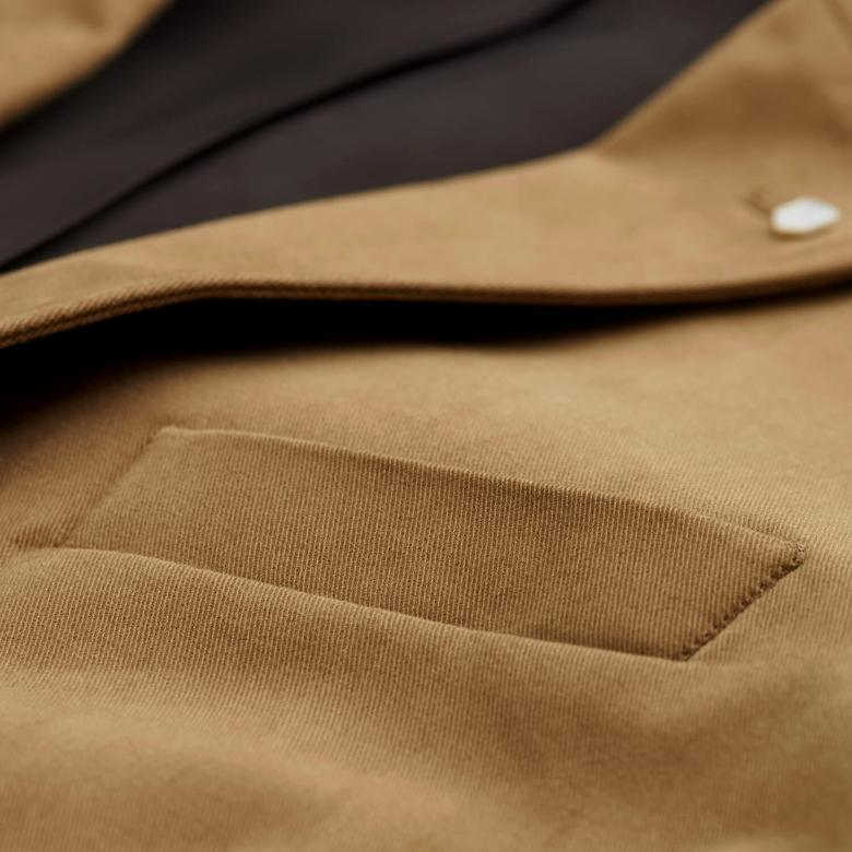 Gant Erkek Kahverengi Blazer Ceket