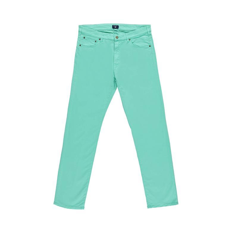 GANT Men's Regular Fit Straight Microtwill Jeans