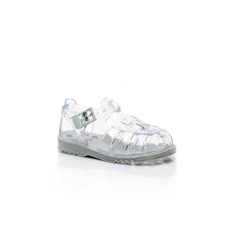 Cholo Çocuk Gri Sandalet