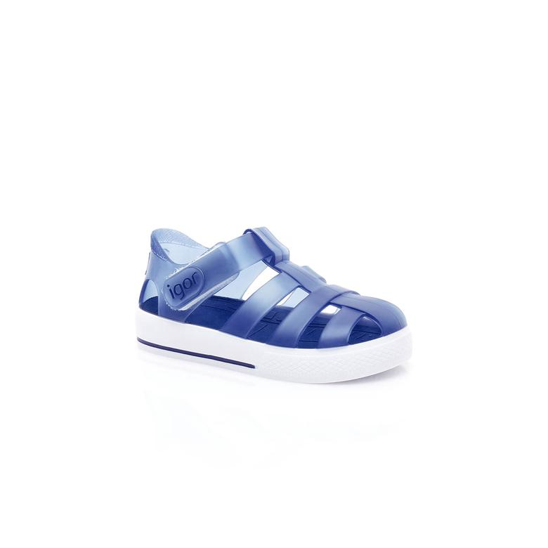 Igor Star Çocuk Lacivert Sandalet