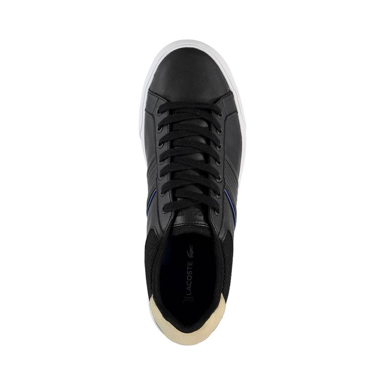 Lacoste Faırlead Erkek Siyah Sneaker
