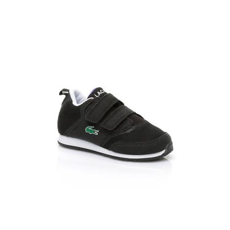 Lacoste L.İght 117 1 Çocuk Siyah Sneaker