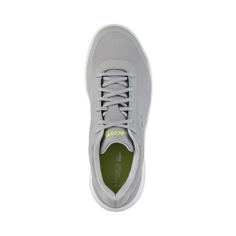Lacoste Erkek Gri Sneaker