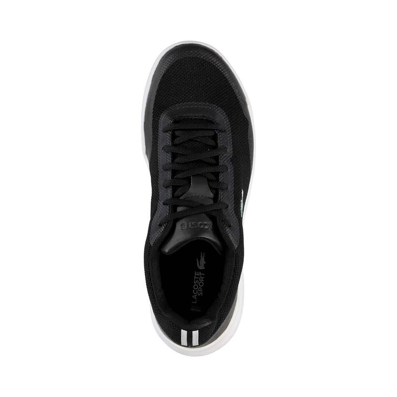 Lacoste Lt Spirit 117 1 Erkek Siyah Sneaker