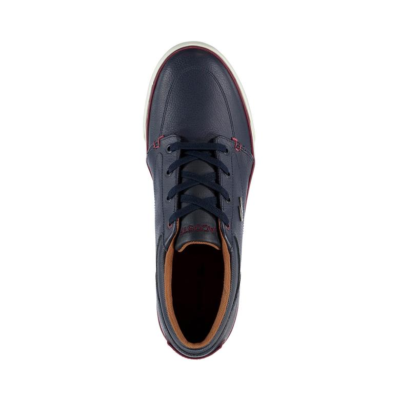 Lacoste Bayliss Vulc Erkek Lacivert Sneaker