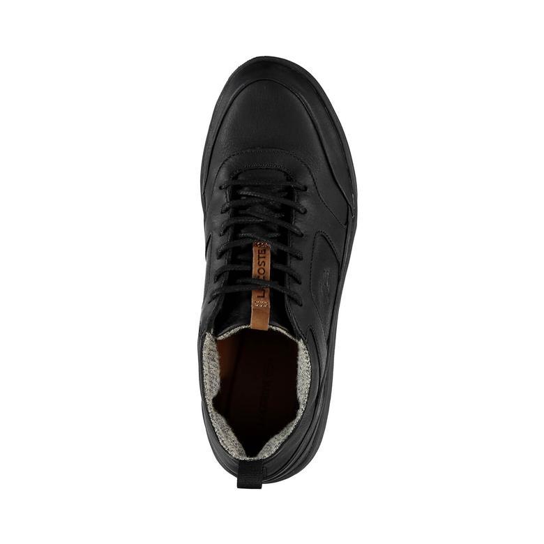 Lacoste Explorateur 317 1 Erkek Siyah Sneaker