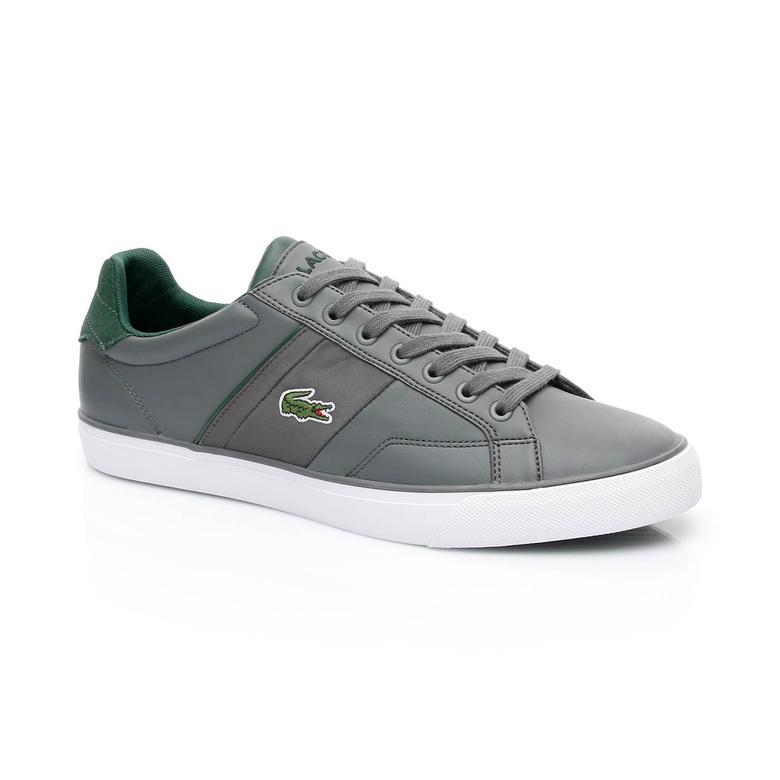 Lacoste Fairlead Erkek Gri Sneaker