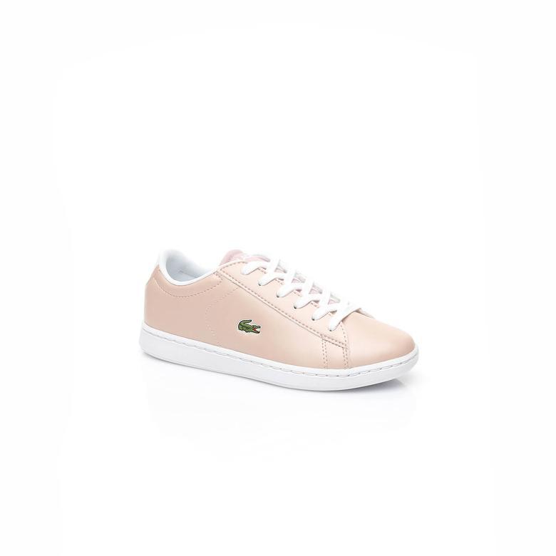 Lacoste Evo Çocuk Pembe Sneaker