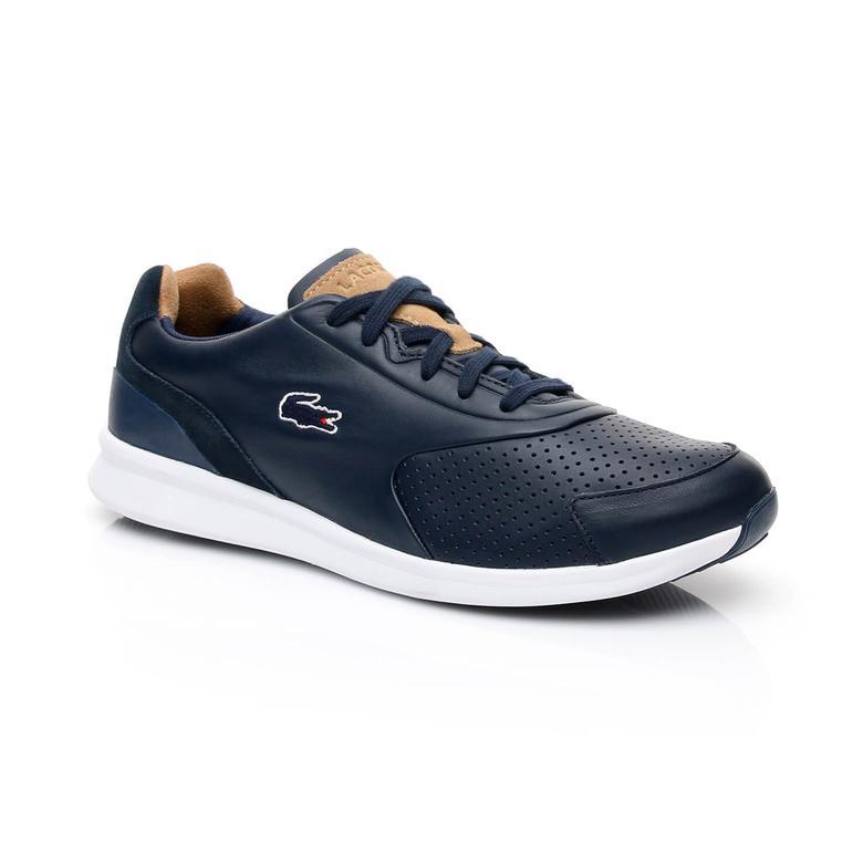 Lacoste Ltr.01 317 1 Erkek Lacivert Sneaker