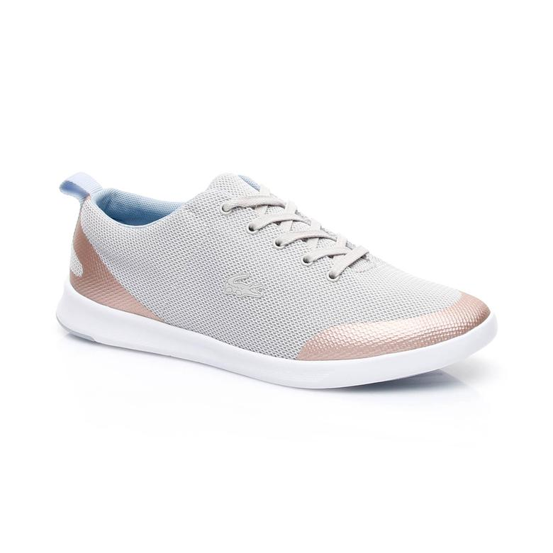 Lacoste Avenir Kadın Gri Sneaker