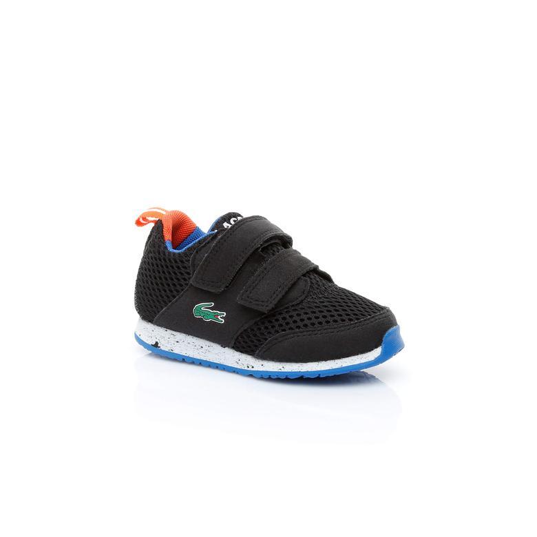 Lacoste Light Çocuk Siyah Spor Ayakkabı
