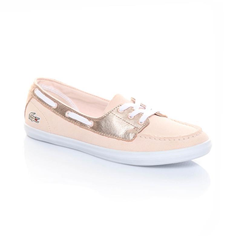 Lacoste Ziane Deck 116 1 Kadın Pembe Sneaker
