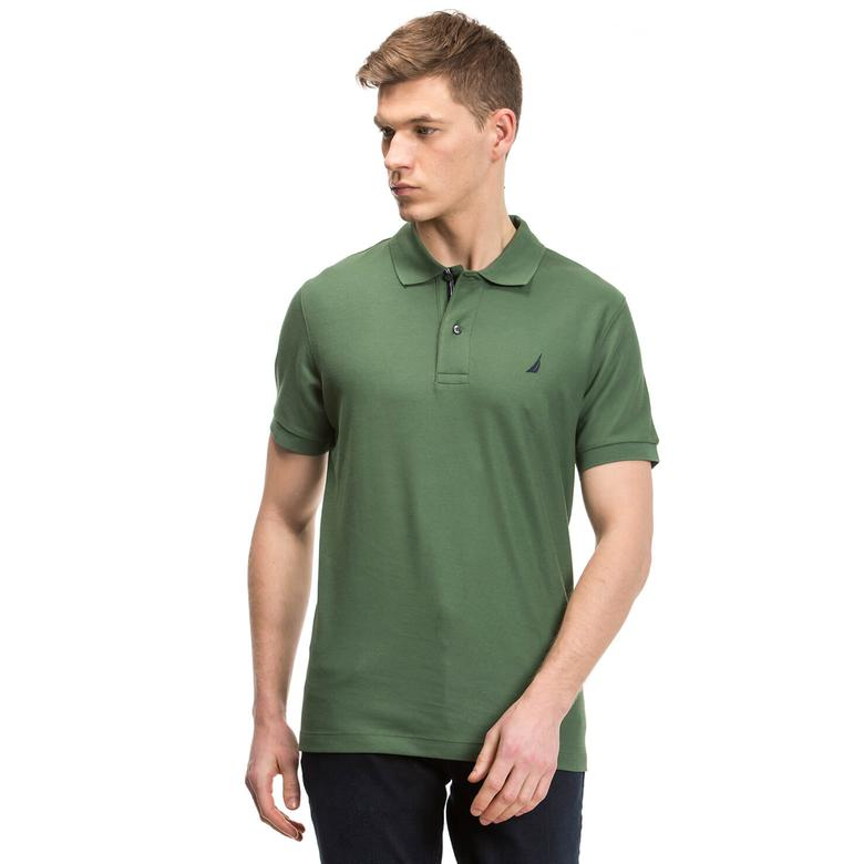 Nautica Erkek Yeşil Polo