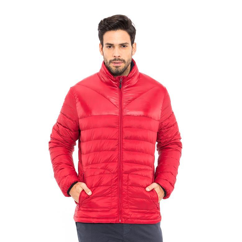 Nautica Erkek Kırmızı Mont