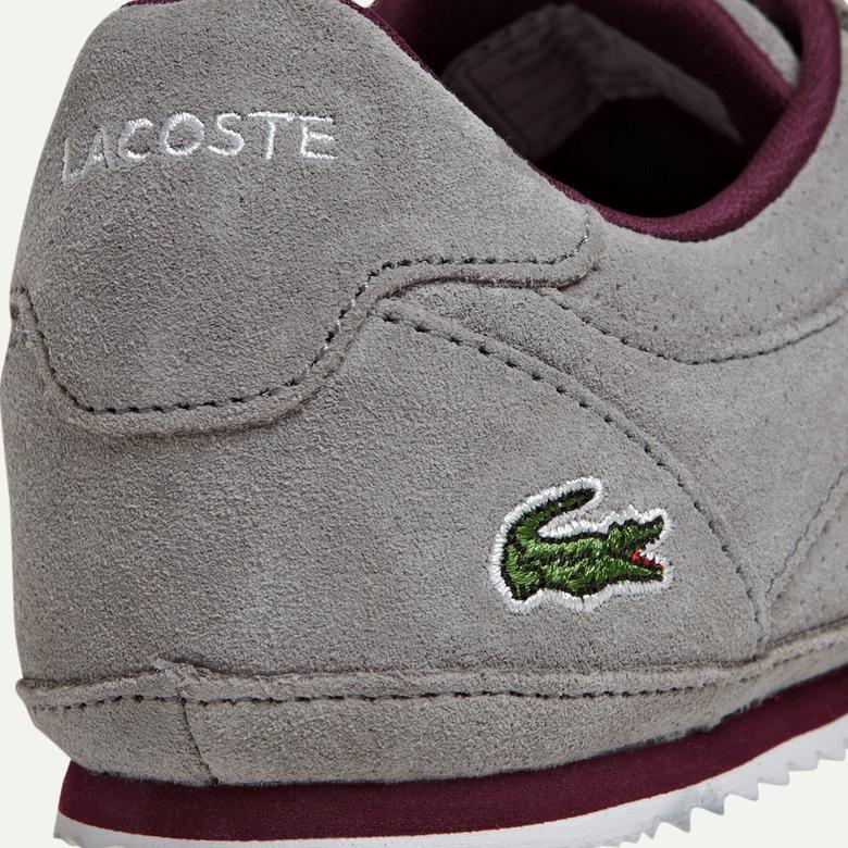 Lacoste Vallareta Kadın Gri Sneaker