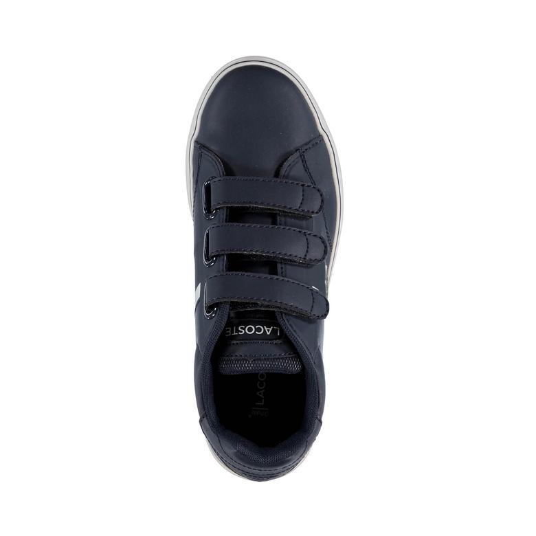 Lacostse Fairlead 316 1 Çocuk Lacivert Spor Ayakkabı