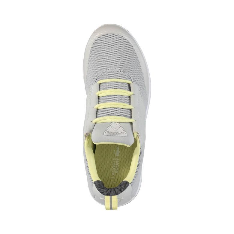 Lacoste L.Ight R 117 1 Kadın Gri Sneaker