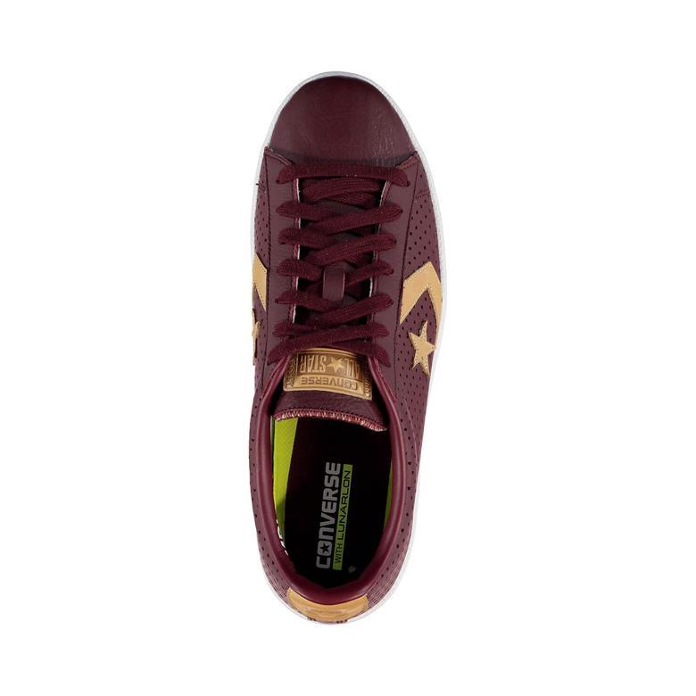 Converse PL 76 Erkek Bordo Sneaker