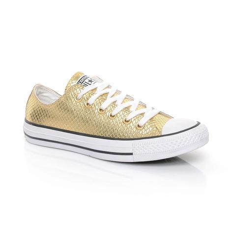 Converse Chuck Taylor All Star Kadın Altın Sneaker