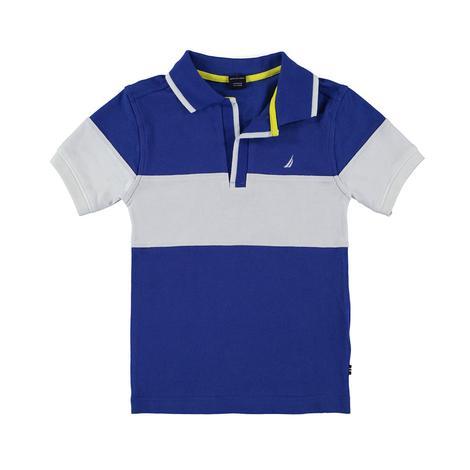 Nautica Çocuk Mavi Polo