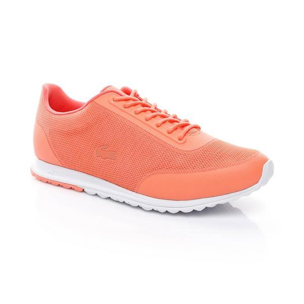 Lacoste Helaine Runner 117 2 Kadın Turuncu Sneakers Ayakkabı