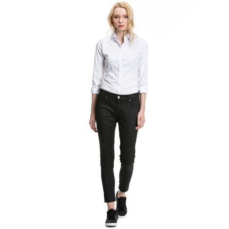 Nautica Kadın Siyah Regular Fit Pantolon