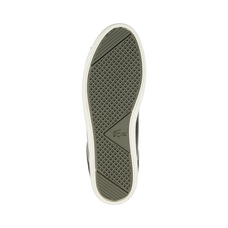 Lacoste Straıghtset 316 3 Erkek Yeşil Sneaker