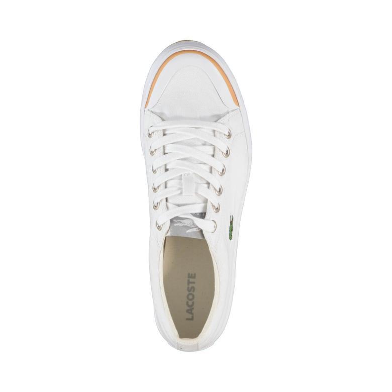 Lacoste L33 Erkek Beyaz Sneaker