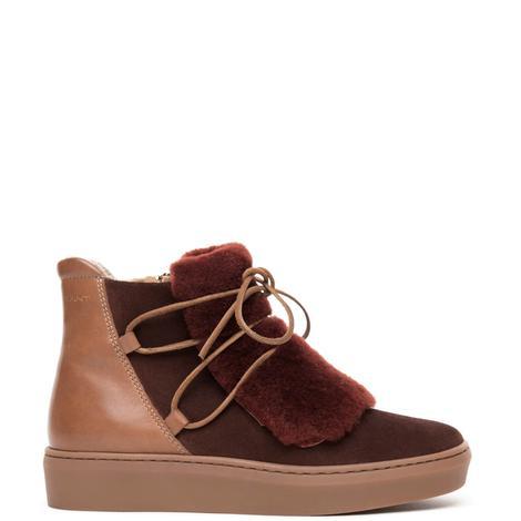 Gant Kadın Bordo Sneaker