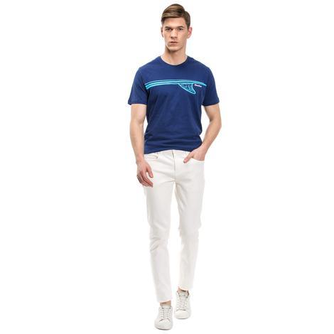 Nautica Erkek Beyaz Pantolon