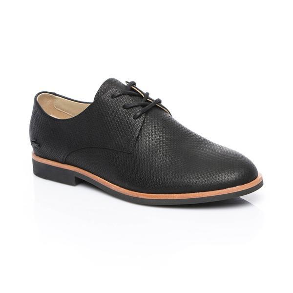 Lacoste Kadın Siyah Ayakkabı