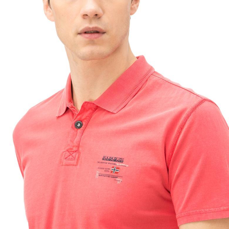 Napapijri Erkek Kırmızı Polo