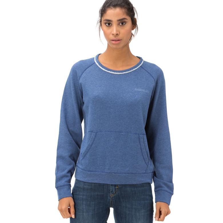 Napapijri Kadın Lacivert Sweatshirt