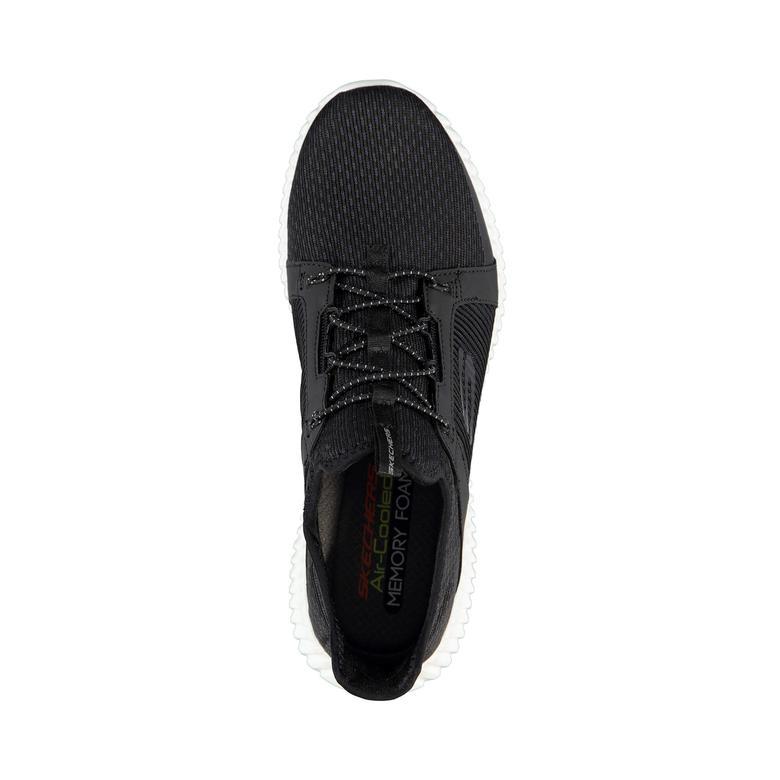 Skechers Elite Flex Erkek  Siyah Sneaker