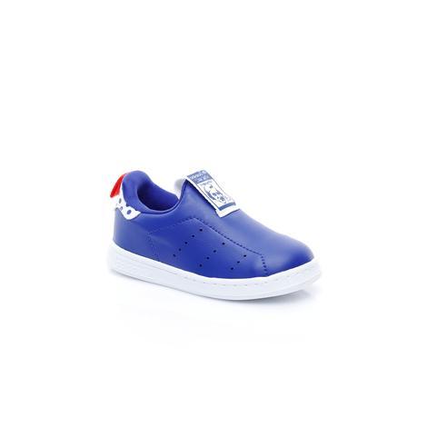 adidas Stan Smith 360 Çocuk Mavi Sneaker