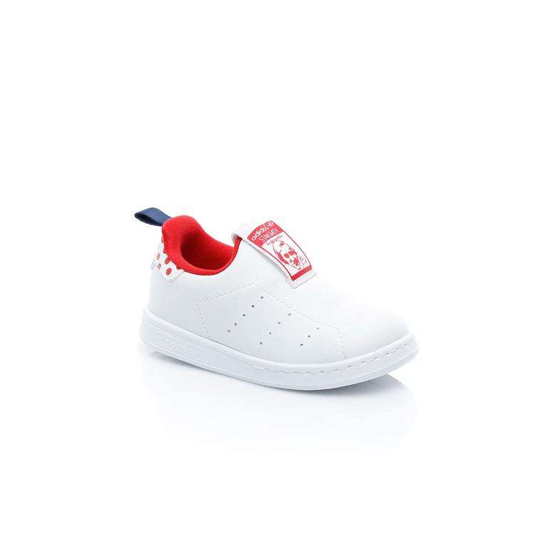 adidas Stan Smith 360 Çocuk Beyaz Sneaker