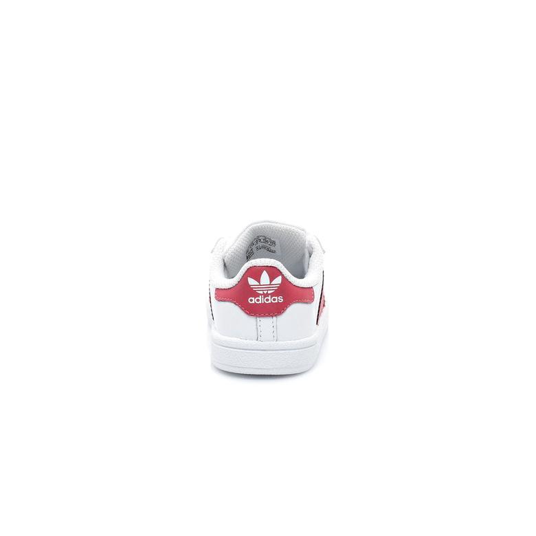 adidas Superstar Çocuk Beyaz Sneaker