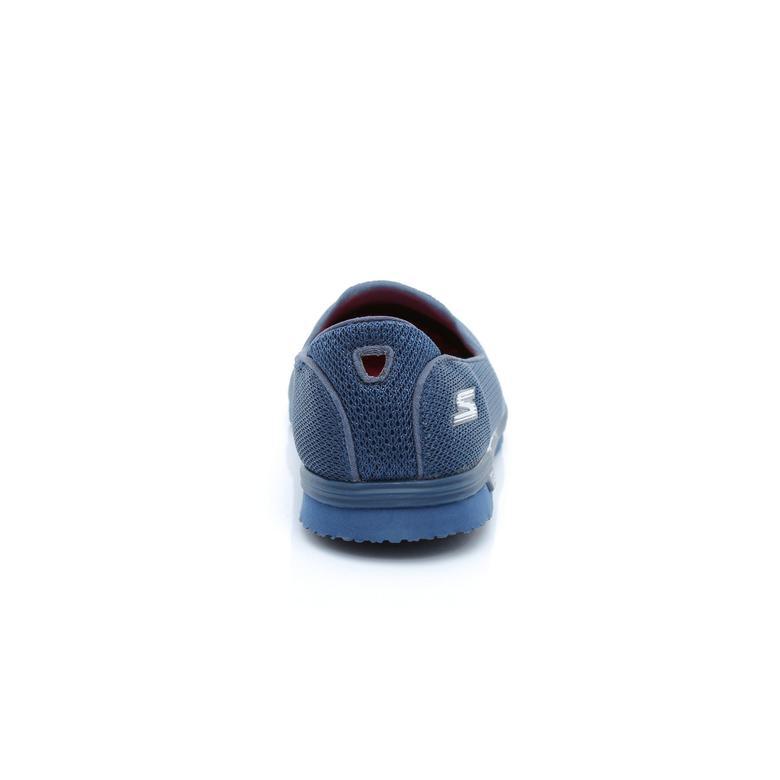 Skechers Go Mini Flex Kadın Lacivert Slip On