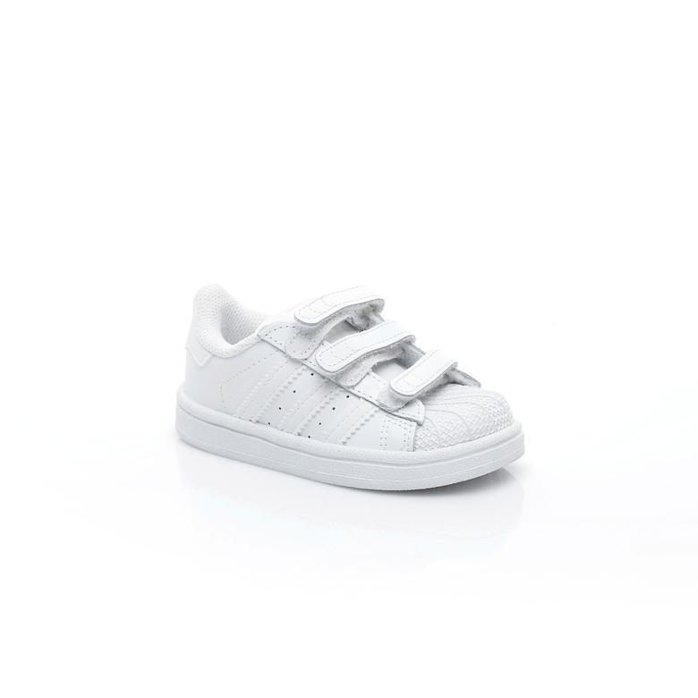 adidas Superstar Çocuk Siyah Sneaker