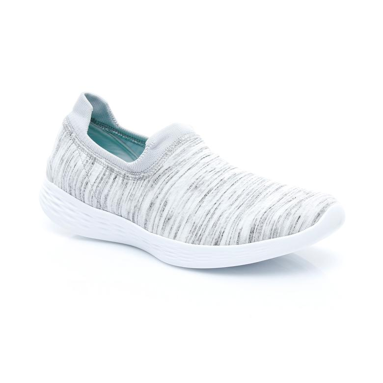 Skechers Kadın Gri Sneaker