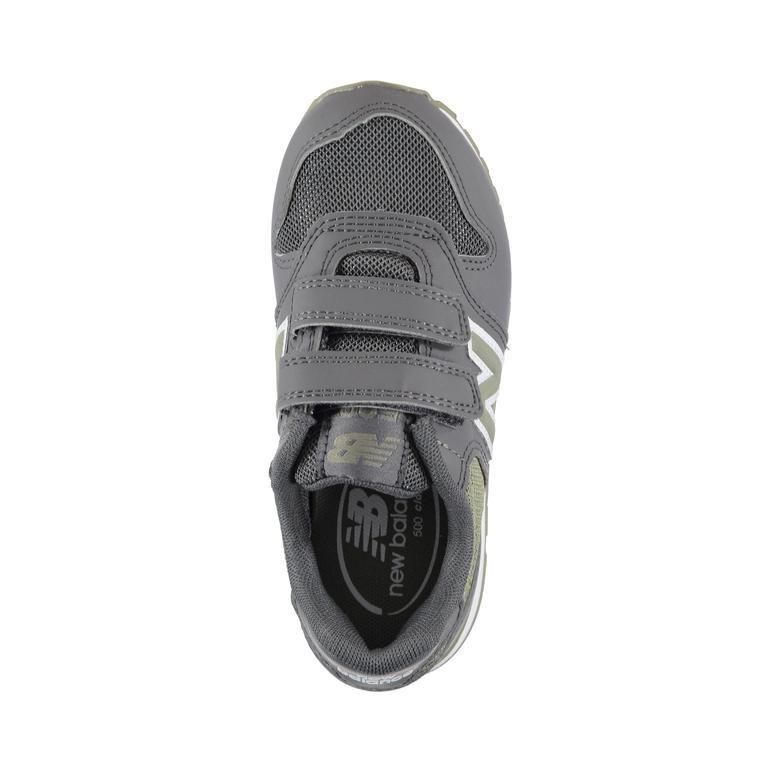 New Balance Çocuk Gri Sneaker