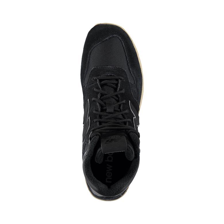 New Balance 996 Erkek Siyah Bot