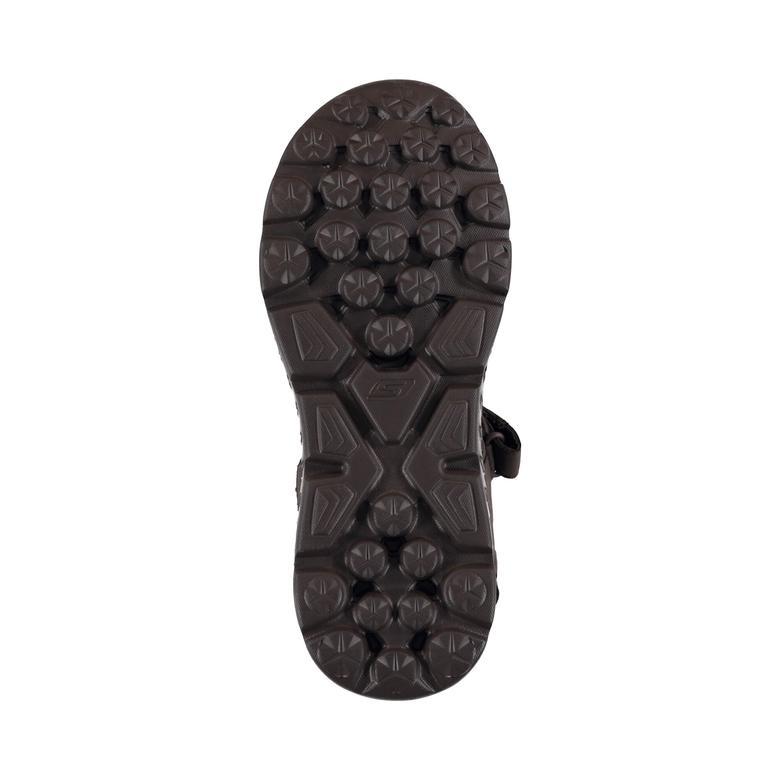 Skechers On The Go 400 Erkek Kahverengi Sandalet