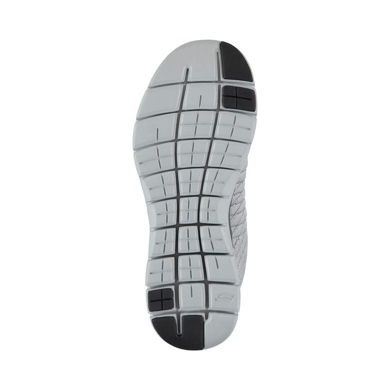 Skechers Flex Advantage 2.0 Erkek Gri Sneaker